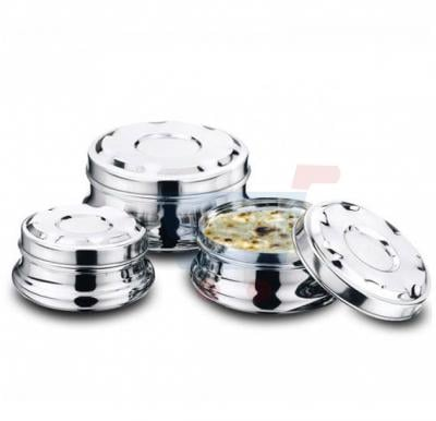 Royalford 3 Pcs Diamond Lunch Set, RF7453