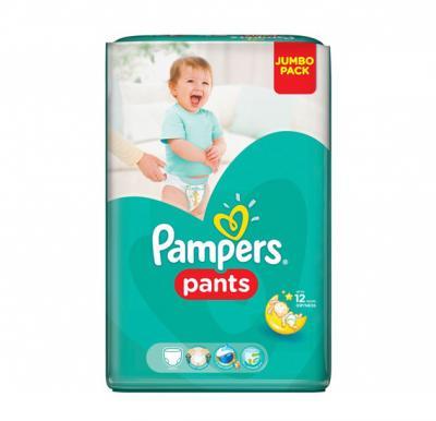 Pampers Pants No.4  Jumbo Pack Maxi (9-14kg)104pcs