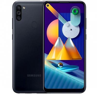 Samsung Galaxy M11 Dual SIM 3GB RAM 32GB 4G LTE-Black