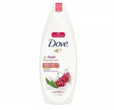 Dove Shower Gel Go Fresh Revive Body Wash, 500ml