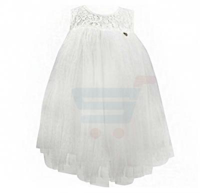 Amigo 7  Children Dress  White - 18-24M