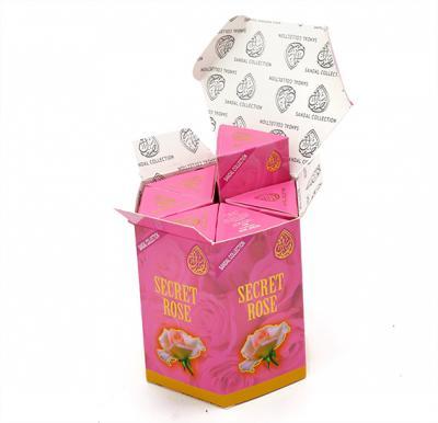 PCP Secret Rose 6 in 1 perfume Pack