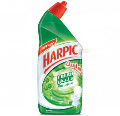 Harpic Pine Fresh Liquid Toilet Cleaner 500ml