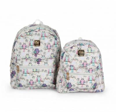 Okko 2 Pieces Mochila Backpack for Teenagers 13 Inch and 10,OK33824