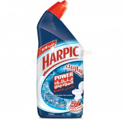 Harpic Original Liquid Toilet Cleaner 750ml