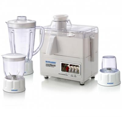 Sonashi 4 In 1 Juicer, Blender, SJB-307