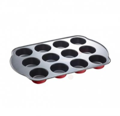Flamingo Muffin Pan 12 Cup - FL3403MD