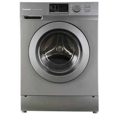 Panasonic NA-128XB1LAS Front Load Washing machine 8Kg, Silver