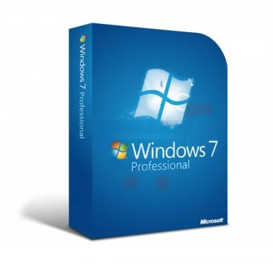 Microsoft Windows 7 Pro 32 Bit
