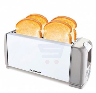 Olsenmark 4 Slice Bread Toaster Auto Shut Off - OMBT2270