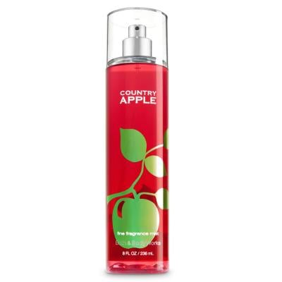 Bath and Body Works Country Apple Fine Fragrance Mist
