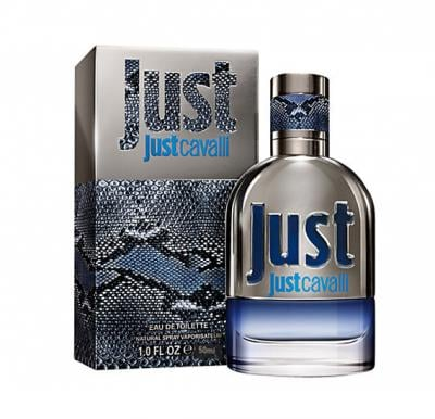 Just Cavalli For Roberto Cavalli Men Edt 50 ml Perfume
