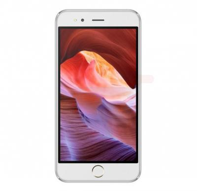 Lenosed I8 4G Smartphone, Android, 5.0 Inch FW Display, 1GB RAM, 8GB Storage, Dual Camera, White