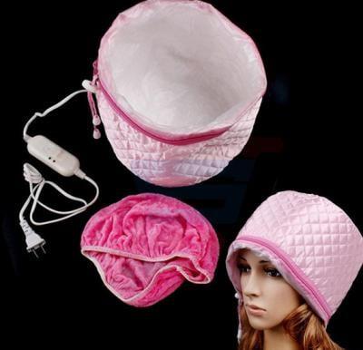 Hair steamer cap Thermal Treatment Beauty Steamer SPA Cap Hair Care Nourishing