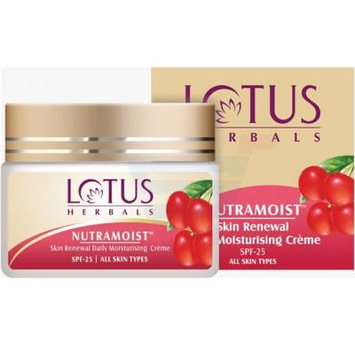 Lotus Nutramoist Day Cream 50g