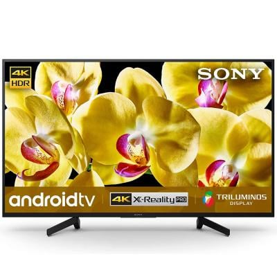 Sony 43 Inch 4K UHD Android TV KD43X8000G