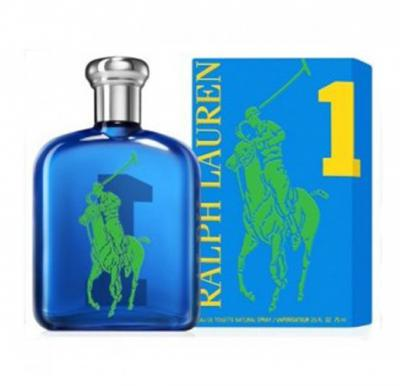 Polo Big Pony No.1 For Ralph Lauren  125ml  Perfume  For Men