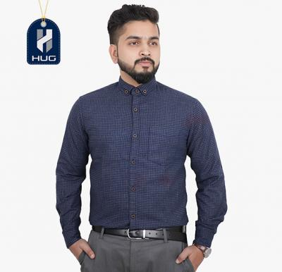HUG Mens Casual Shirts Size M - SCBU0105