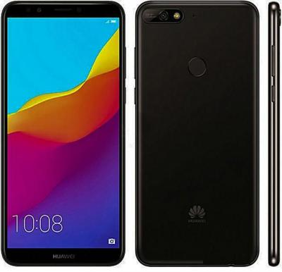 Y7 Prime (2018) Dual SIM 32GB 3GB RAM 4G LTE Black