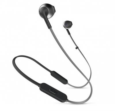 JBL Tune 205BT On Ear Bluetooth Headset, black