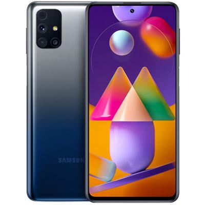 Samsung Galaxy M31s Dual SIM, 6GB RAM 128GB Storage, 4G LTE, Mirage Blue
