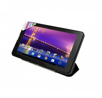 Lenosed L77 3G Tablet, Android 4.2.2,7.0 Inch LCD Display,1GB RAM,8GB Storage,Dual SIM,Dual Camera,Dual Core,WiFi,Bluetooth-Black