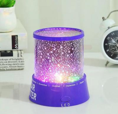 Star Master Interchanging Colours LED Light