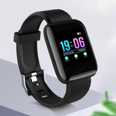 D13 Smart Watches 116 Plus Heart Rate Watch Smart Wristband Sports Watch Android