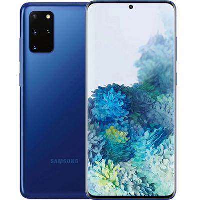 Samsung Galaxy S20 Plus Dual SIM 12GB RAM 128GB 5G, 6.7 Inch, Aura Blue