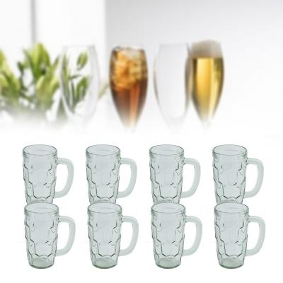 8 in 1 Glassware Set with Handle