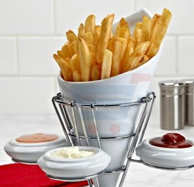 Gourmet Tableware Fries Cup