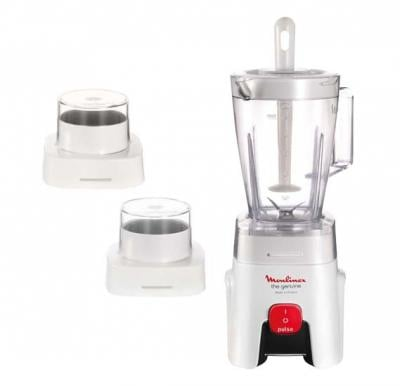 Moulinex LM242B27 Blender 500W 2 Attachment 1.75 Liter 22-220-240 V - 50/60Hz