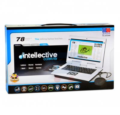 Brain Games Kids Intellective Computer with 78 Activities And Games-BG-10066