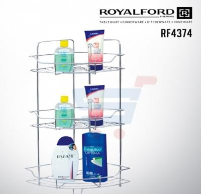 Royalford 3 Layer Corner Rack - RF4374