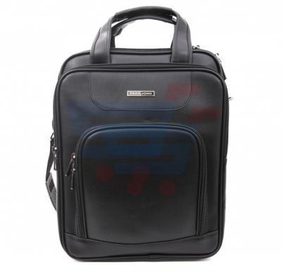 Para John 16 Inch Laptop Carry Case Bag, Black- PJLB8002