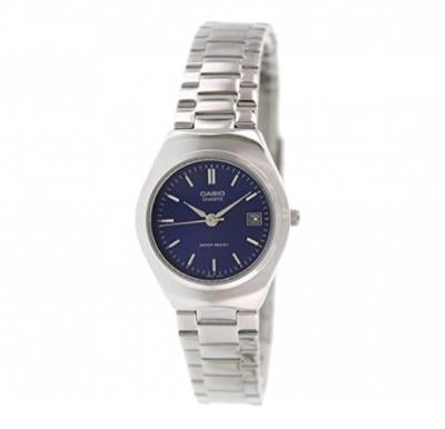 Casio LTP-1170A-2ARDF Womens Classic Stainlesss Steel Watch