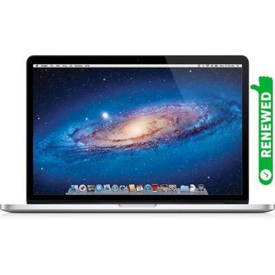Apple MacBook Pro MC975LL/A 15.4 Inch Laptop Intel Core i7 Processor 8GB RAM 256GB Storage Intel HD Graphics, Renewed- S