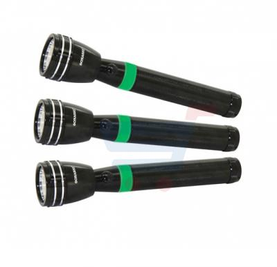Sonashi Rechargeable Led Torch, 3pcs Combo Pack SLT-3211