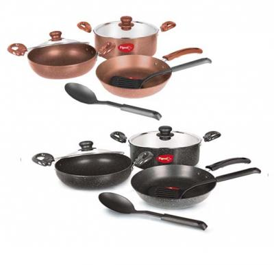 Pigeon Marbello 7 Psc Cookware Set - Marbello -7