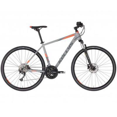 Kellys Hybrid Bike Grey Medium Size, Phanatic 30