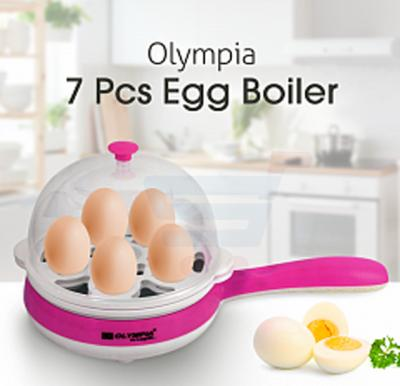 Olympia Egg Boiler 7 Pieces Multi Functional Magic Pot, OE-621