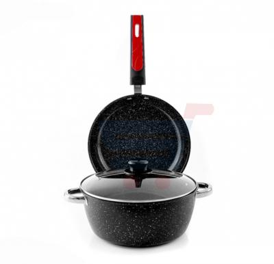Epsilon 3 Pcs Cookware Set-EN3629