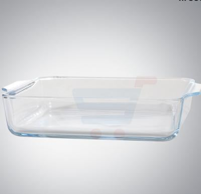 Royalford Square Glass Baking Tray 1.5L - RF8807