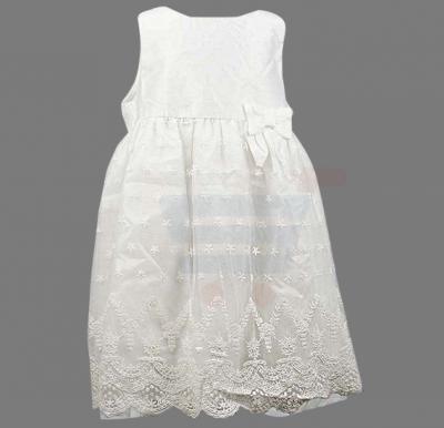 Amigo 7  Children Dress  White - 6-9M - 1298