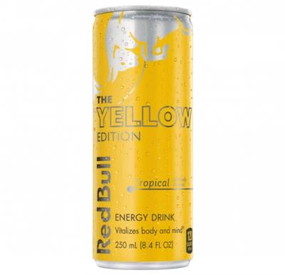 Red Bull Yellow Edition 250ml