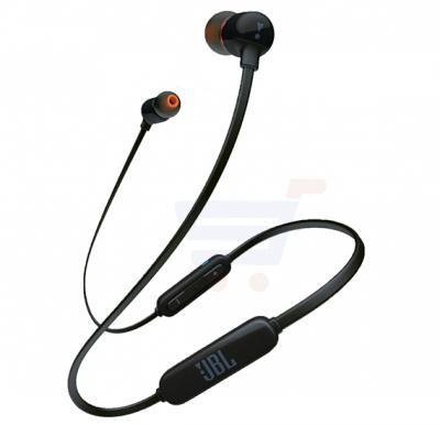 JBL In-Ear Headphone T110BT-Black