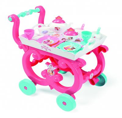 Smoby - Disney Princess Xl Tea Trolley, 310572