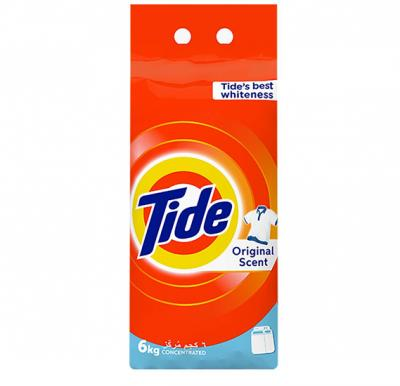 Tide Laundry Powder Detergent Original Scent 6 kg,13312