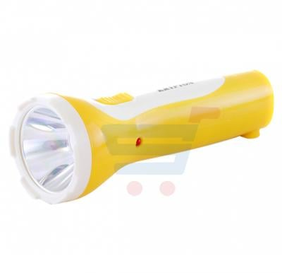 Krypton Rechargeable Solar LED Torch KNFL5006