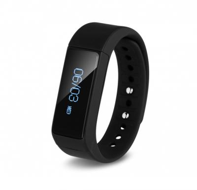 Fitmate Z1 Fitness Tracking Health Band - Black